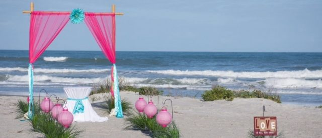 Cocoa Beach Weddings Melbourne Beach Weddings