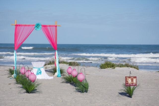 Cocoa Beach Weddings Melbourne Beach Weddings